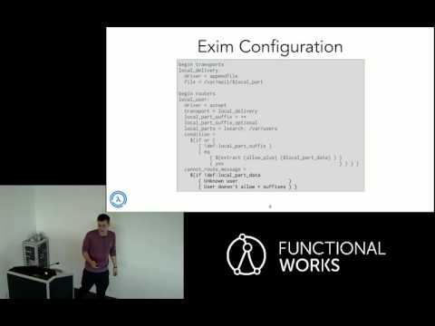 LDN Functionals #8: OCaml the Ultimate Config Format