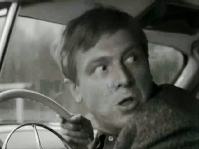 Beware of the Car. The Soviet detective movie comedy  1966.