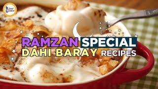 Ramzan Special Dahi Bara/Bhalla Recipes by Food Fusion