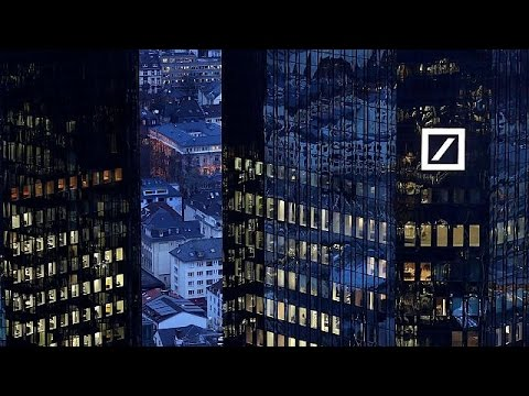 Deutsche Bank afunda na bolsa na véspera do aumento de capital - corporate