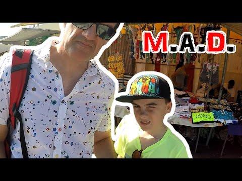 Avoiding Tat aka Market Day | Tenerife 2016 | Travel M.A.D.