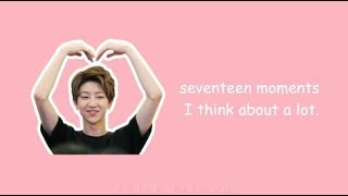 seventeen moments i think about a lot
