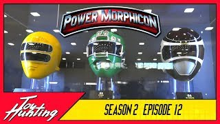 Toy Hunting S2 E12 -  Power Morphicon 2018