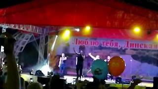 Стас Костюшкин в Динской (11.06.17) Женщина, я не танцую