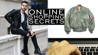 How to Shop For Clothes Online | Online Shopping Tips | Men's Fashion