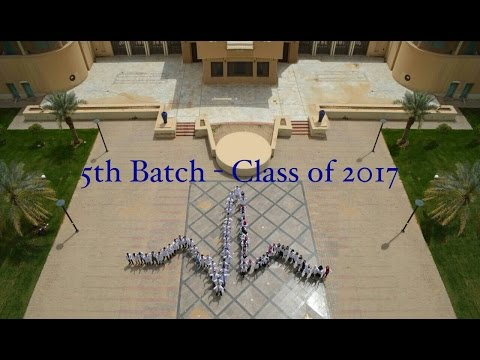 5th Batch Graduation Video | Alfaisal University CoM Class of 2017
