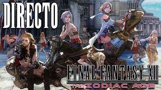 Vídeo Final Fantasy XII The Zodiac Age