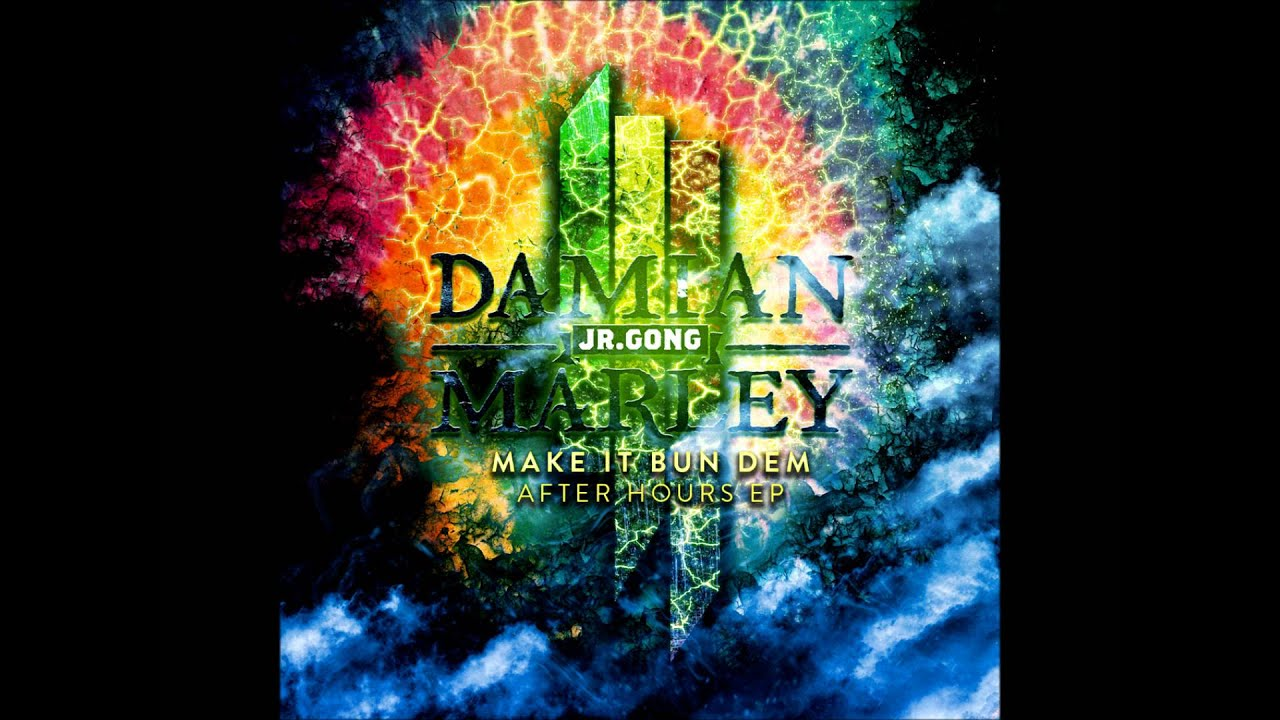 Skrillex feat.damian jr.gong marley-make it bun dem