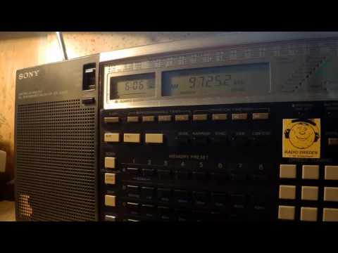 14 09 2016 Radio RB2 relay Radio Aparecida in Portuguese to Brasil 0606 on 9725 Curitiba