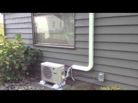 Daikin 12k L Series Ductless Heat Pump