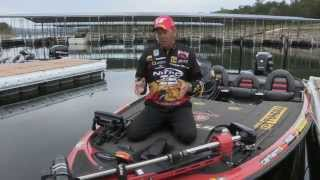 NITRO Boats: 2013 Z9 Walkaround with Kevin Van Dam