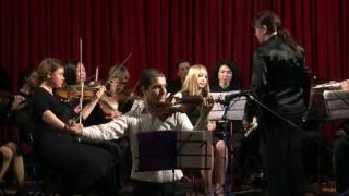Антонио Вивальди, «Шторм». Солист Семен Захаряев. Исполняет оркестр МШ