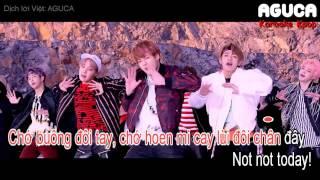 [Karaoke Việt] NOT TODAY - BTS