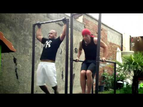 workout nxc france bartendaz volume 1