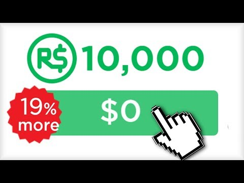 How to get free robux easy no download 2019