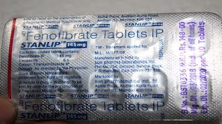 STANLIP 145 Review in Hindi / Uses Benefits and Side effects