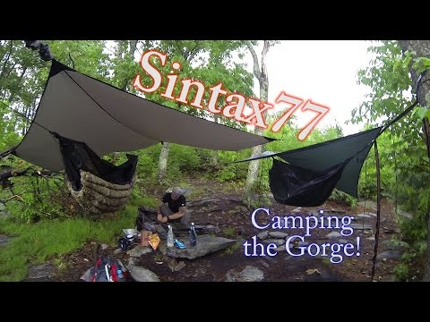 Hammock Camping the Linville Gorge - 4 Day Backpacking Trip