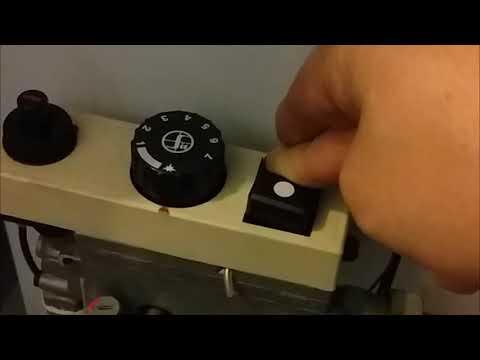 Как разжечь газовый котел с автоматикой минисит 710(710 MiniSit).