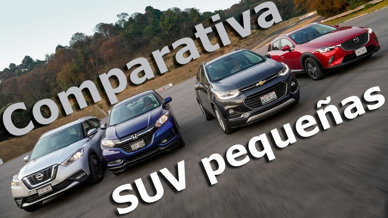 Cx 3 Vs Hrv >> HRV VS Trax VS CX3 VS Kicks - Comparativa camionetas pequeñas | Autocosmos - YouTube
