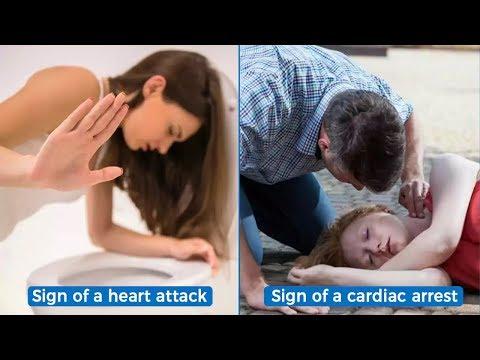 Unterschied zwischen Herzinfarkt und Herzstillstand