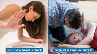 Difference Between Heart Attack And Cardiac Arrest