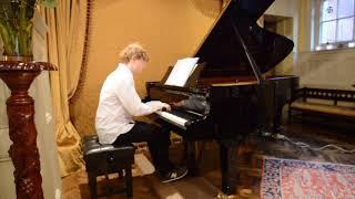 Jonathan Walsh - Prelude in E