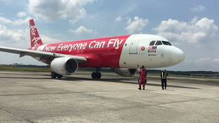 RAMP LIFE - AIRASIA - POWERED BY GROUND TEAM RED