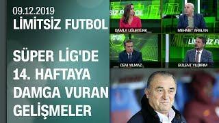 Sivasspor-Fenerbahçe maçını kim kazanır? Galatasaray nerede hata yapıyor?-Limitsiz Futbol 09.12.2019