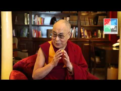 HH Dalai Lama Interview with Trans Asia News Service