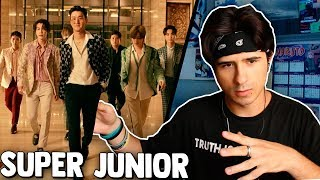 SUPER JUNIOR X REIK 'One More Time (Otra Vez)' MV REACCIÓN | SisiuveMustDie