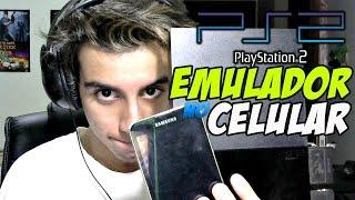 Jogar PS2 no CELULAR! - Novo Emulador do PlayStation 2 para Android