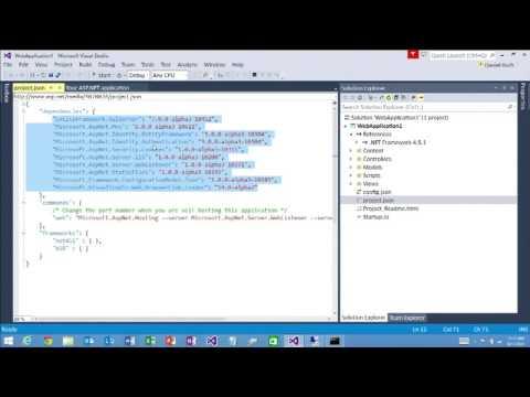 ASP NET vNext on OSX – Renien John Joseph