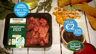 Weekly Specials Just For You - Irish Hereford Lean Diced Steak Thumbnail