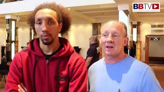 TYRONE NURSE & CHRIS ASTON ON JACK CATTERALL FIGHT AND TENSION BETWEEN CAMPS