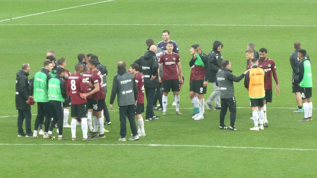 Mainz Gegen Hannover
