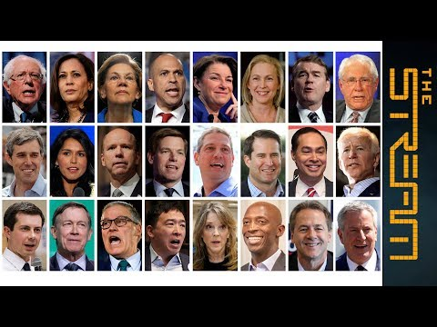 Who will be the Democrat champion for 2020?