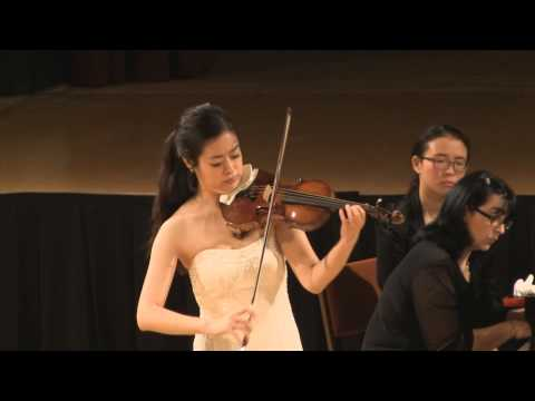 Dami Kim plays Schumann 2 Romances, Op. 94. 슈만 2개의 로망스 (made by SiMon).