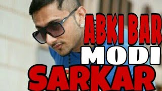 ????ABKI BAR MODI ????SARKAR!!  NEW RAP WHATSAPP STATUS