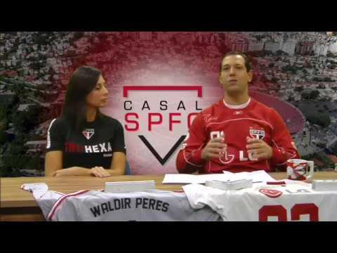 Programa #3 Casal SPFC - São Paulo 1 x 0 Vasco e A Volta do Profeta!