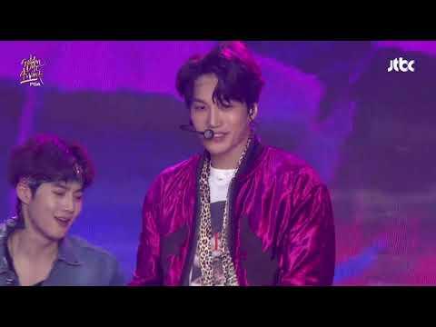제32회 골든디스크 EXO 'Run This & Ko Ko Bop'♪