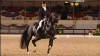 BEST DRESSAGE EVA-  Edward Gal and Moorlands Totilas