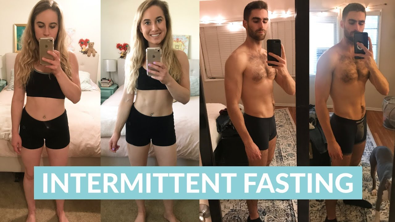 One week intermittent fasting no weight loss