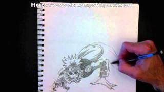 Dessiner Naruto Démon avec Paolo Morrone
