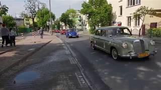 Zlot Pojazdów Zabytkowych. Brodnica 19.V.2019