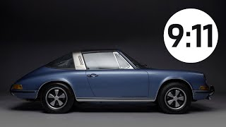The 911 Targa – the timeline of a Porsche legend