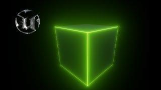Unreal 4 Tron Glow