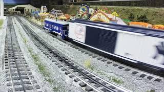 2019 April 10   NY Yankees Train