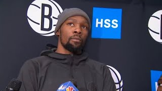 Kevin Durant On The Best Player He Ever Played With. Curry or Westbrook? HoopJab NBA
