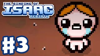 The Binding of Isaac: Rebirth - Gameplay Walkthrough Part 3 - Lazarus (PC)