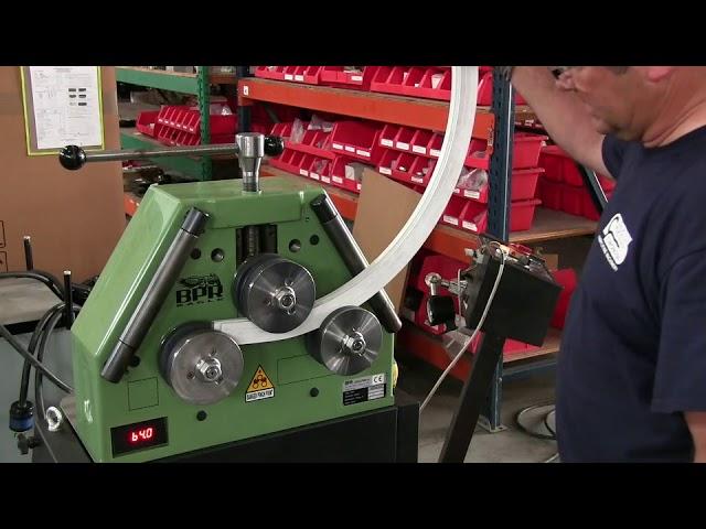 CP30PRM Bending Aluminum Profile